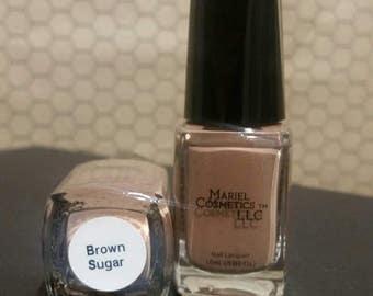 Brown Sugar Nail Polish