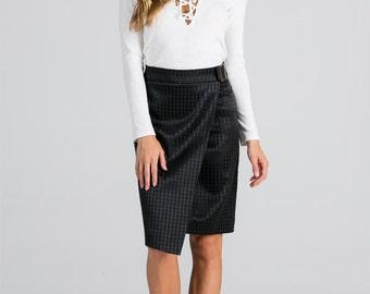 Voxn Pencil Skirt