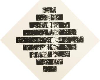 Woods, Screen Print
