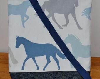 Horse Print shoulder bag