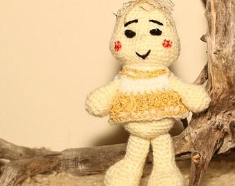 Amigurumi Angel, doll, toy