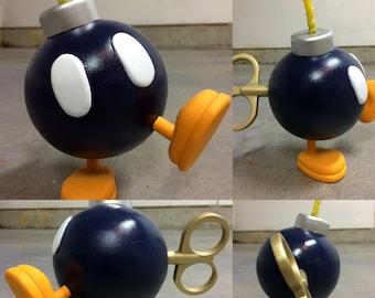 Super Mario Bob-omb Figurine