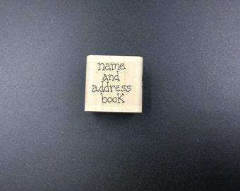 A.I.P. V.I.P Rubber Stamp