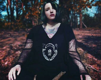 Witchy Shirts - Ram - Aries - Horns