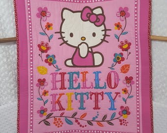 Hello Kitty Quilt **ON SALE**
