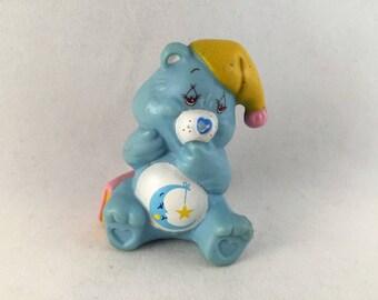 Care Bears Bisounours Bedtime Bear Miniature 80'