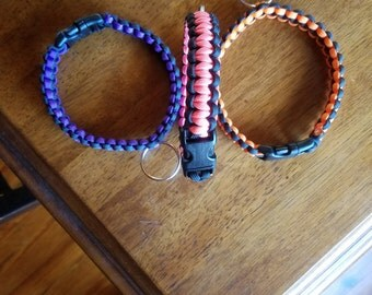 Dog collars handmade