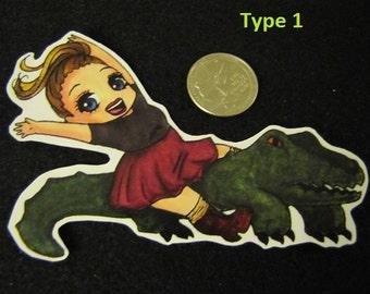 Youtuber Stickers - grav3yardgirl   graveyardgirl