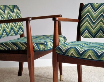 Mid Century Chair Pair – SOLD to Lauren