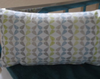 Retro style funky fabric cushion/pillow