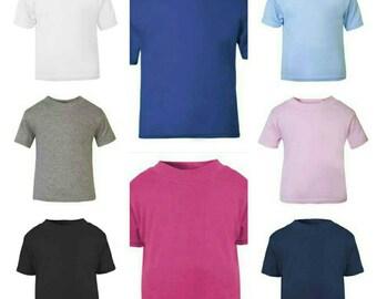 3 custom T-shirts