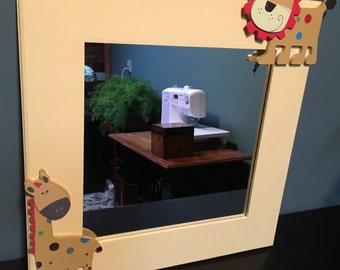 Children's Room Wall Mirror