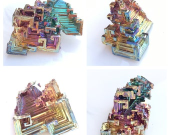 Bismuth Stairways to Heaven w Big Magic