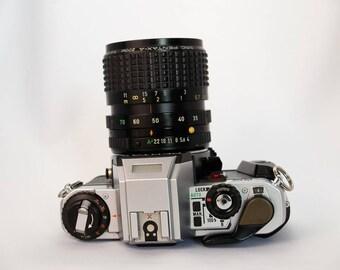 Pentax Program Plus with Pentax-A 35-70mm f/4 Zoom