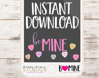 BE MINE-Snapchat Filter, Instant Download, Snapchat Geofilter,Valentine's Day,Valentine's Day Snapchat,Be Mine Geofilter,Conversation Hearts
