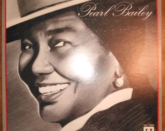 Pearl Bailey - Archives A-617 Vinyl Record LP 1982