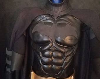 Batman facade!! Generic facade that can be used with any costume!!!