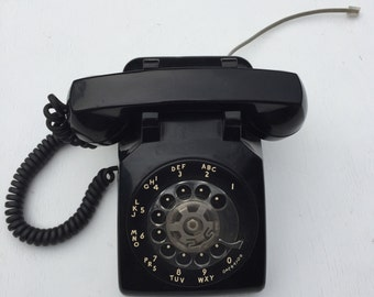 Vintage Rotary Bell Telephone