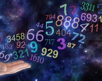 Your complete and personalized Numerology