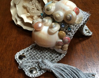 "Bracelet ""Mini Nautilus"" by Sea Costa."