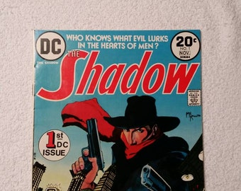 NM, Shadow #1 (1973).