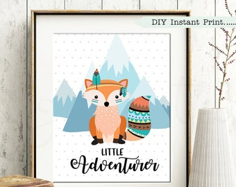 Nursery Print - Baby Gift | Baby Shower | Nursery Decor
