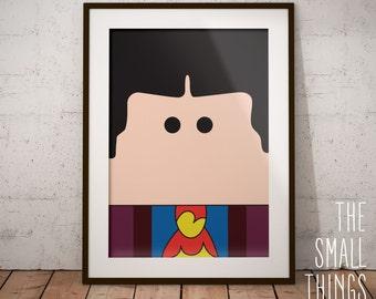 Unframed The Beatles Yellow Submarine Paul McCartney Print Poster Gift Present