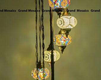 floor lampsmosaic turkish room lantern