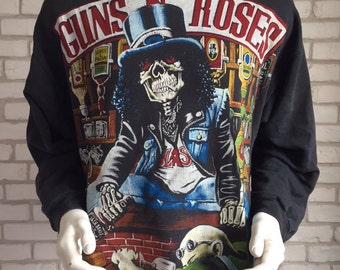 Rare early 90's vintage Guns n roses sweatshirt