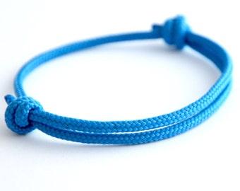 Surfer bracelet BLUE - Bangle Friendship Bracelet