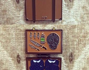 SECONDS SALE Psycho Suitcase