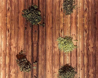 Yoga Mama Pregnancy Organic Herbal Tea • pregnancy support tea • red raspberry leaf tea • third trimester tea • birth tea loose leaf tea