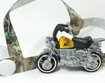 Honda Monkey Z50 CT70 Minibike  Motorcycle  - FREE SHIPPING - Ornament