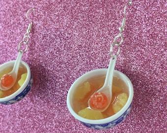 Japanese Dessert Earrings