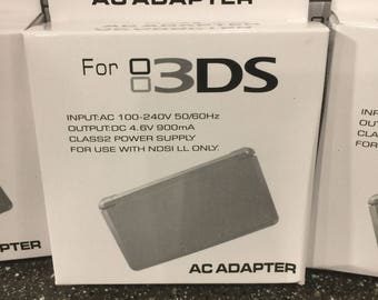 Brand New Nintendo 3DS/3DS XL/Nintendo DSi AC Charger Power Adapter Cable Console System