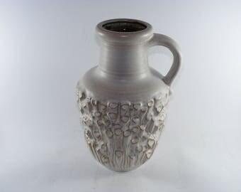 Vintage W. Germany Carstens Pottery 7587-25 Ceramic Vase