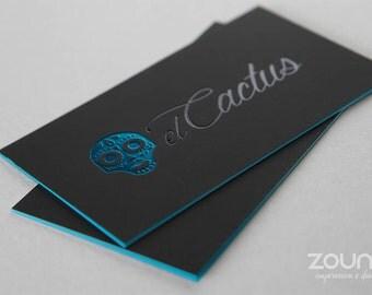 Business card - high