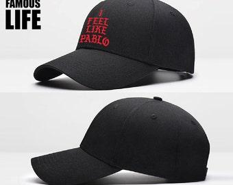 i feel like pablo - Unisex hat - Kanye West - Concert hat -Kanye - Yeezy - Kim Kardashian - Yeezus - kanye west - pablo