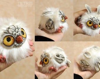 Owl ball the average size