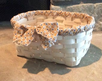 Calico Country Basket