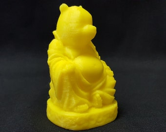 Winnie the Pooh Buddha - Winnie the Pooh Inspired