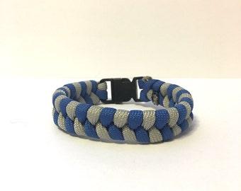 Paracord Bracelet, Fishtail Paracord Bracelet, Woven Bracelet