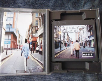 OASIS vtg MD minidisc vgc audio britpop