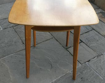 Iconic 1950s teak table /coffee table.