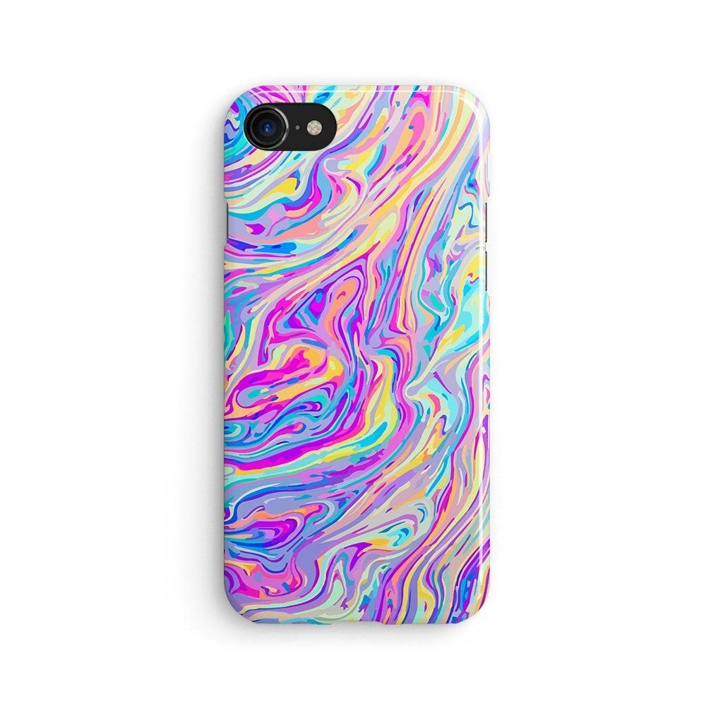 Molten Rainbow Iphone 7 Case Samsung Galaxy S7 Case Iphone