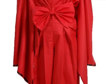 Inuyasha inu-yasha Red Cosplay Costumes