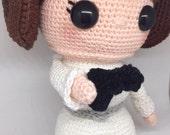 Princess leia crochet pattern dutch/english
