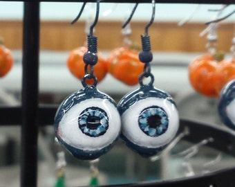 Monster Eyeball Earrings