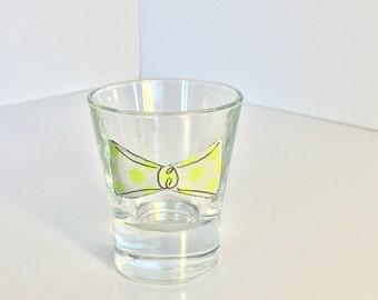 Shot Glass, 1 oz, Tie One On