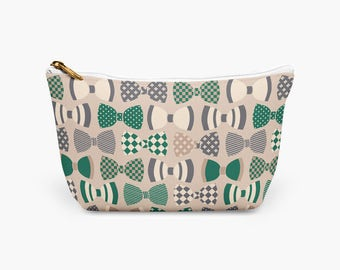 Bow Tie Accessory Pouch